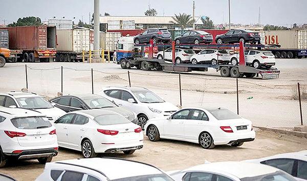 خودروهای وارداتی ترخیص شد/ شمارش معکوس برای ریزش قیمت
