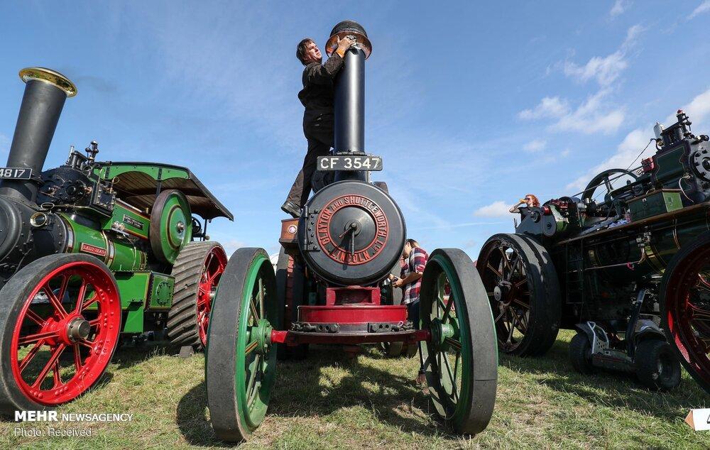 اخبار,تصاویروسایل نقلیه,ماشین های بخار در انگلیس