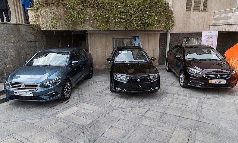 اخبار,اخبار بازار خودرو,ماشین های جدید ایران خودرو