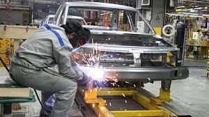 کاهش 38 درصدی تولید خودروهای سواری