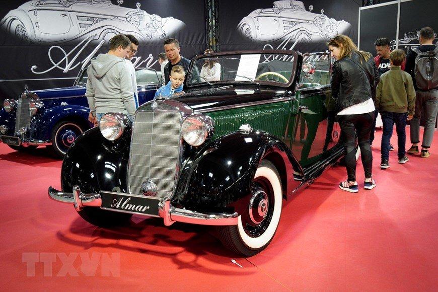اخبار,تصاویروسایل نقلیه,خودروهای کلاسیک