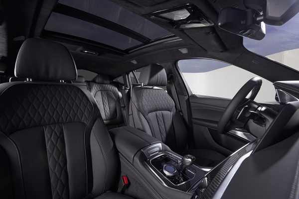 اخبار,دنیای خودرو, بیامو X6