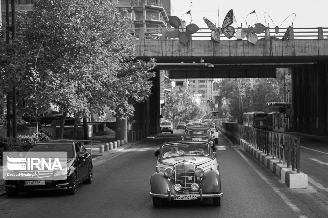 اخبار,تصاویروسایل نقلیه, خودروهای کلاسیک