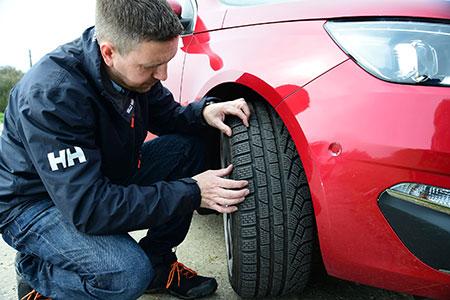 مراقبت از لاستیک خودرو،روش مراقبت از لاستیک های خودرو