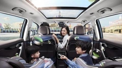 چین خودرو ضدکرونا ساخت