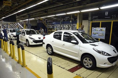 تولید خودرو ۸ درصد افزایش یافت