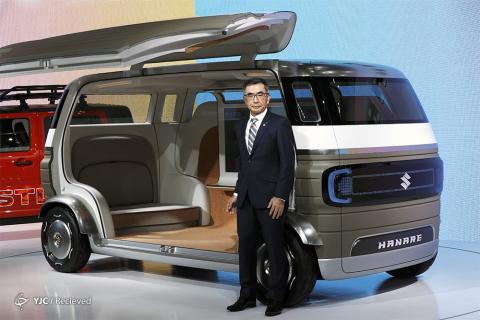 نمایشگاه خودرو توکیو ۲۰۱۹