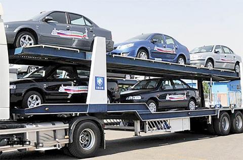 افتوخیز قیمت خودروهای صادراتی ۹۷