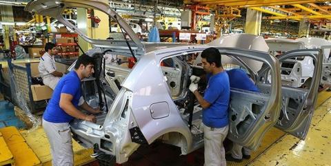 کاهش 35 درصدی تولید خودرو در 7 ماهه/ پژو 301 تولید نشد