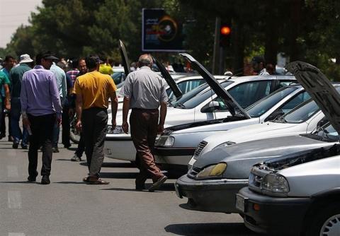 بخربفروشهای خودرویی پشیمان شدند/توقف افزایش قیمتها در بازار