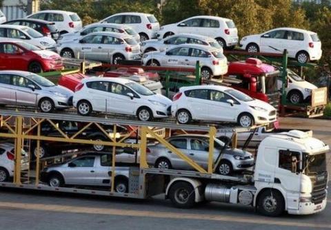 قیمت خودروهای وارداتی/ سوناتا ۶۶۰ میلیون تومان شد