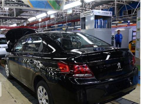 پژو ۳۰۱ با موتور ایرانی عرضه میشود