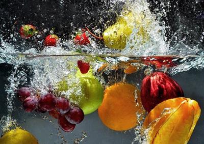 آشنایی با نحوه شستن میوه ها