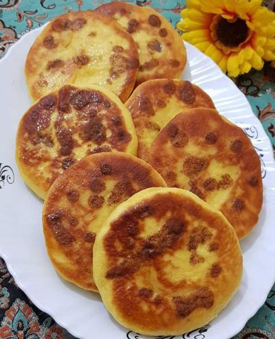 طرز تهیه نان مهیاوه ای