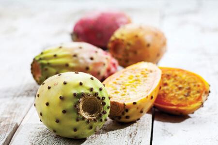 خواص گلابی خاردار,فواید میوه ی کاکتوس