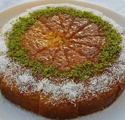 طرز تهیه کیک خیس کاراملی