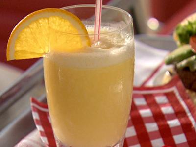طرز تهیه نوشیدنی پرتقال