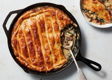 پخت انواع غذا با قارچ, غذا با قارچ, غذا با قارچ