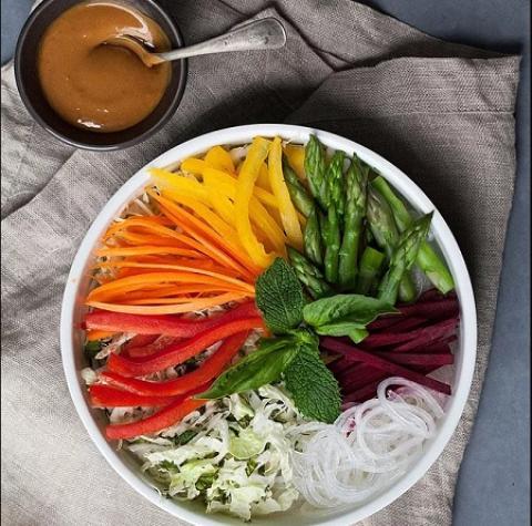 طرز تهیه انواع غذای رژیمی با سبزیجات انواع غذای رژیمی با سبزیجات