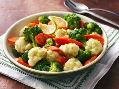 بهترین روش استفاده از سبزیجات چیست؟