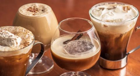 تفاوت آیس کافی و قهوه سرد
