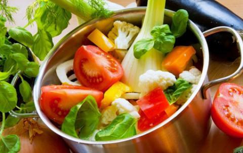 روش های سالم برای پخت غذا