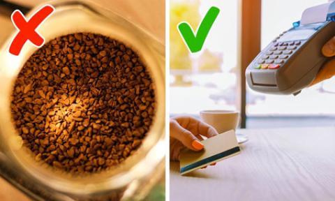 اشتباهاتی برای تهیه قهوه با کیفیت