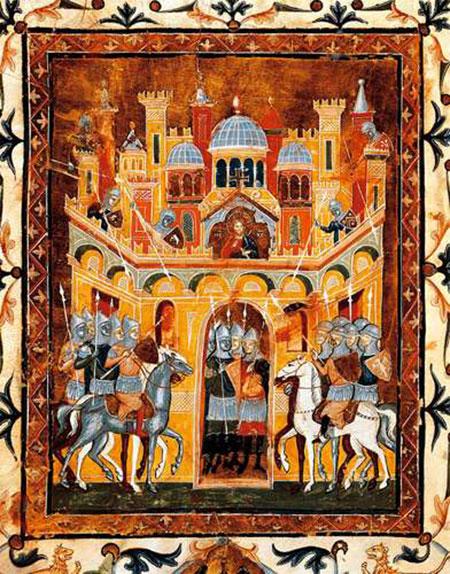 آشنایی با جنگ های صلیبی جنگ های صلیبی چه بودند و در چه زمان هایی رخ دادند؟