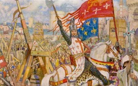 داستان جنگ های صلیبی،تاریخ جنگ های صلیبی
