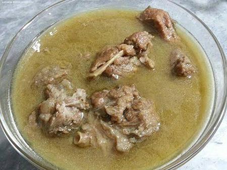 تصاویری از غذاهای سنتی, غذاهای سنتی استان همدان