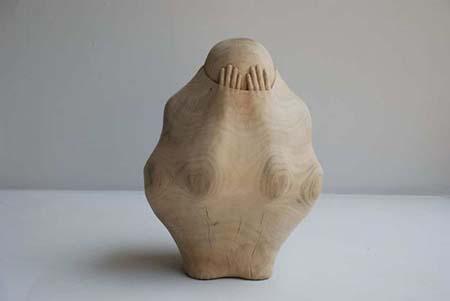 ساخت مجسمه های چوبی, انواع مجسمه های چوبی