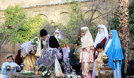 تحقیق در مورد آداب و رسوم مردم شیراز،آداب و رسوم شهر شیراز