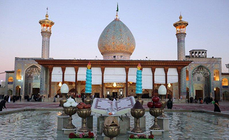 تحقیق در مورد آداب و رسوم عید نوروز در شیراز