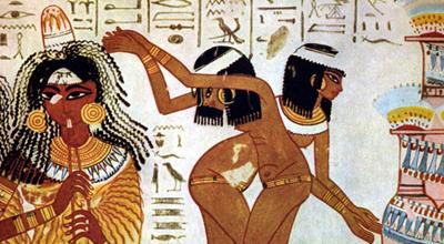 پوشش در مصر باستان, لباس مصریان باستان