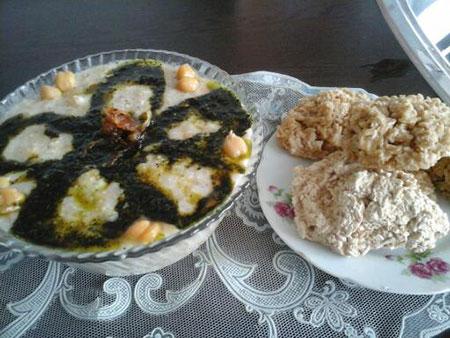 غذاهای محلی استان کردستان, غذاهای سنتی استان کردستان