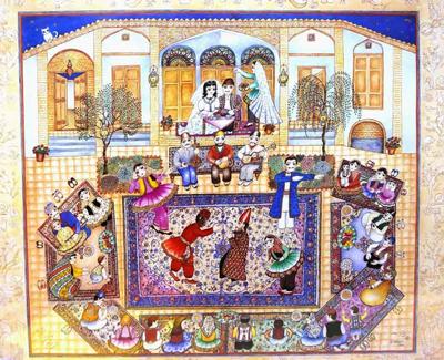 نوروز دوران صفویه, مراسم نوروز در عهد صفویه