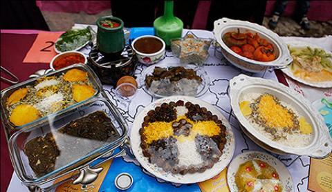 آشنایی با غذاهای سنتی همدان