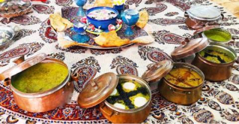 آشنایی با غذاهای سنتی اصفهان