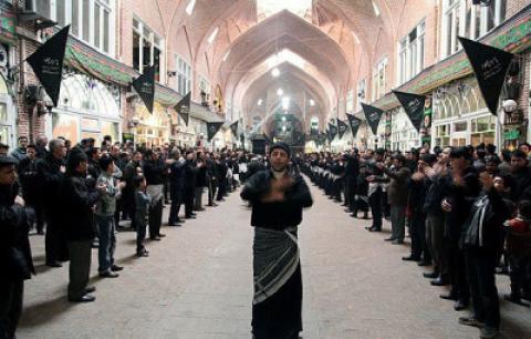 آداب و رسوم محرم در آذربایجان شرقی