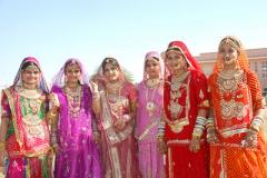 لباس های سنتی هندوستان