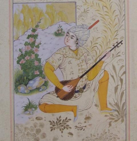 موسیقی در دوران ساسانیان