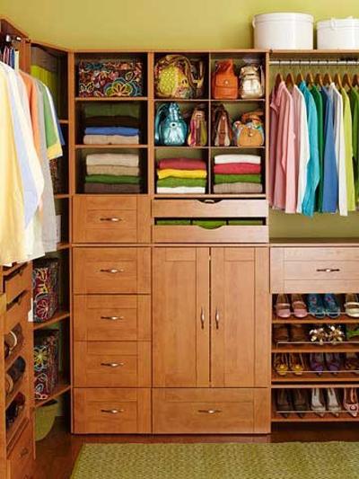 اصول فنگ شویی در خانه تکانی