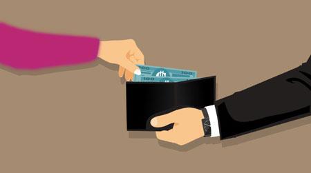پرداخت نفقه در دوران عقد به عهدهی کیست؟