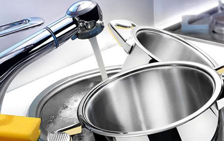 برق انداختن ظروف استیل,روش های برق انداختن ظروف استیل