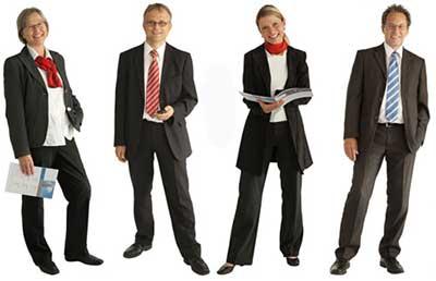 شخصیت شناسی آدم ها از روی لباس