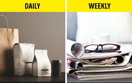 سریع ترین روش مرتب کردن خانه,نکته هایی برای تمیز کردن خانه