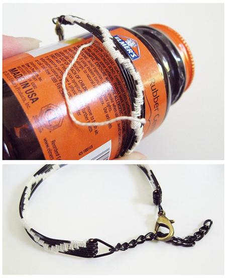ساخت دستبند,درست کردن دستبند