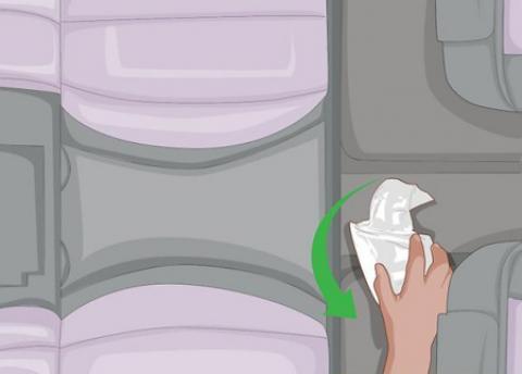 از بین بردن بوی بد خودرو
