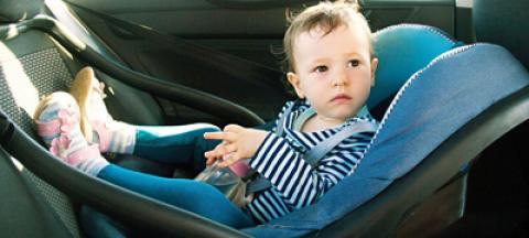 نکاتی هنگام خرید صندلی کودک