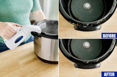 آموزش تمیز کردن زودپز برقی روش هایتمیز کردن زودپز برقی